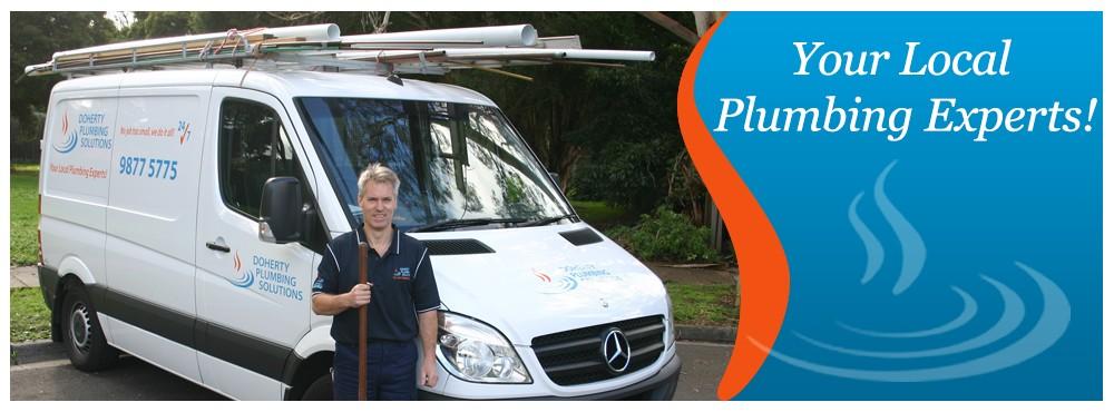 Plumber Glen Waverley